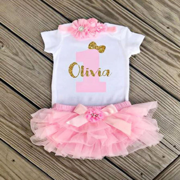 Personalized Birthday Outfit