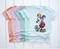 Toddler/Youth Mickey Shirt