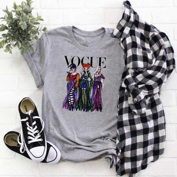 Vogue Halloween Shirt