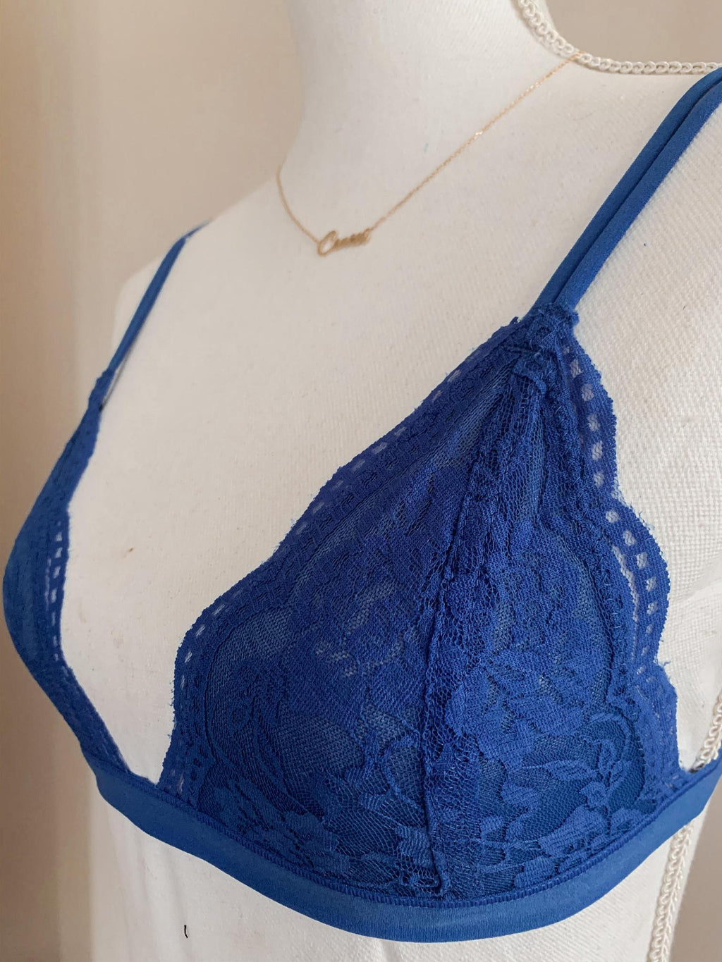Wild Dreams Bralette - Blue