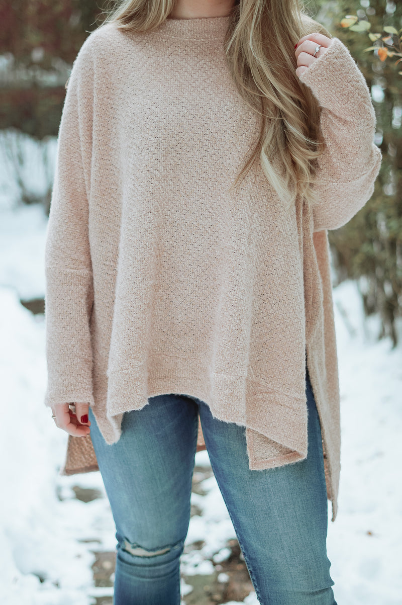 The Julianna Knit Top