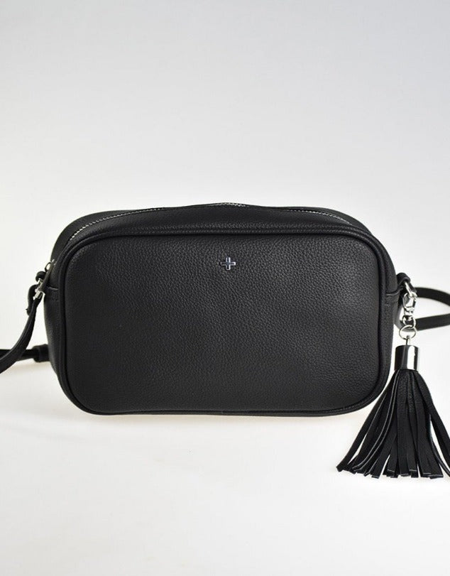 Peta + Jain - Gracie Bag Black/Silver