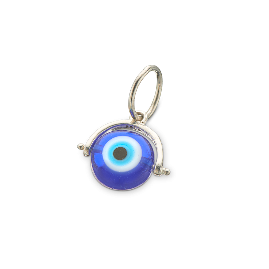 Palas - Evil Eye Protection Spinner Charm