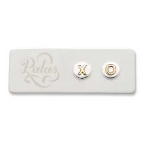 Palas - Hug & Kiss Stud Earrings