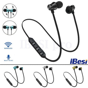 Neckband Bluetooth Earphone