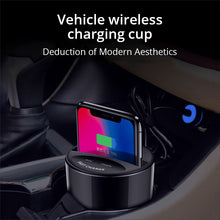 Load image into Gallery viewer, Wireless Car Charger Cup for Samsung
