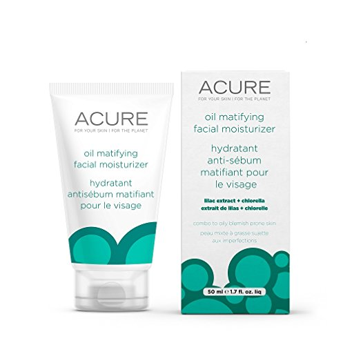 Acure Clear Mattifying Moisturizer 50 ml