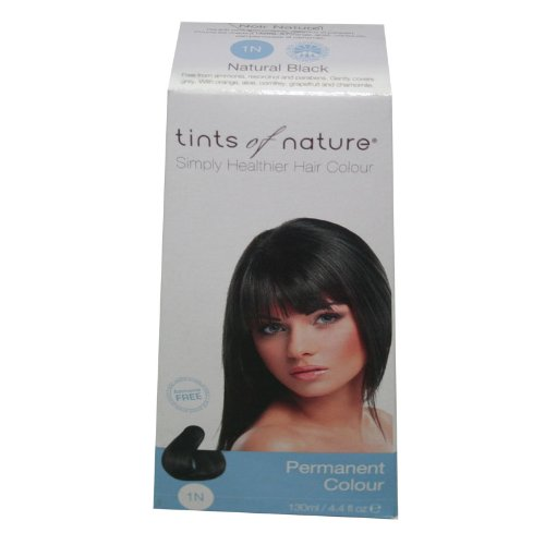 Tints of Nature Natural Black TN1N 130 ml