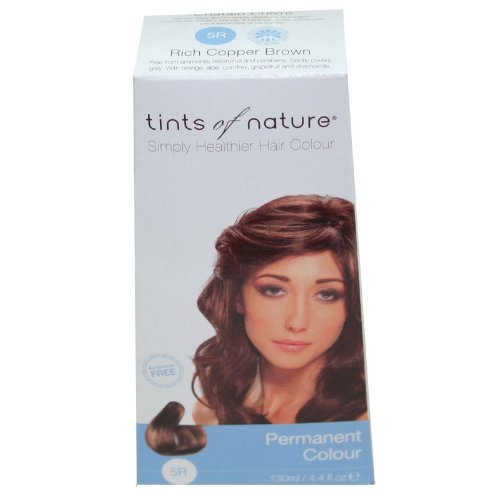 Tints of Nature Rich Copper Brown TN5R 130 ml