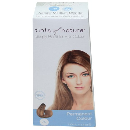 Tints of Nature Soft Copper Blonde TN7R 130 ml