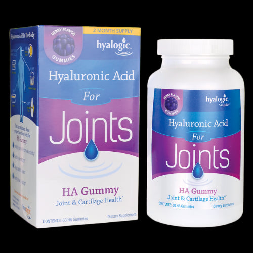 Hyalogic Joint Logic HA Gummy, 60pcs