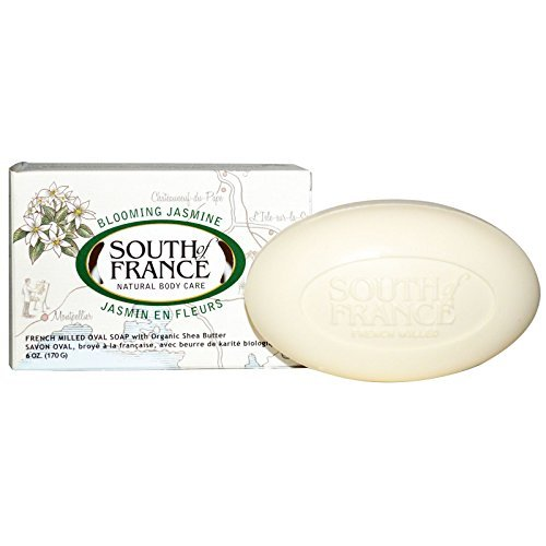South Of France Natural Soap Jasmine, 170g