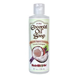 Nutribiotic Cocont Soap Lav.Lemongr., 240ml