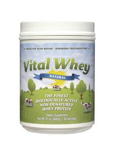 Wellwisdom Vital Whey Natural, 600gr