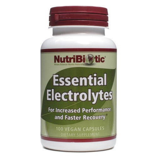 Nutribiotic Electrolyte caps, 100's