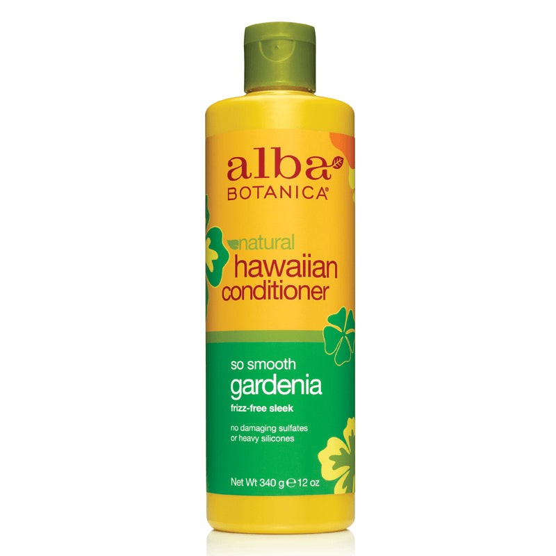 Alba Botanica So Smooth Gardenia Conditioner 355 ml