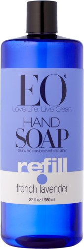 EO Products Liquid Hand Soap French Lavendar 946 ml