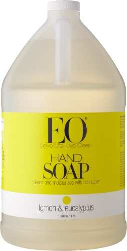 EO Products LHS Lemon & Eucalyptus refill 3712ml