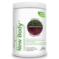 Alora Naturals New Body™- Passion Fruit/ Green Tea 262.5g