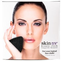 Skin n.v. Facial Beauty Cloth - Black 1-pack 1-pack