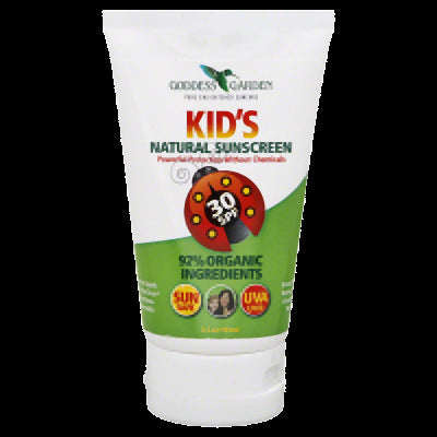 Sale Org SPF30 Kids Sunscreen 103ml