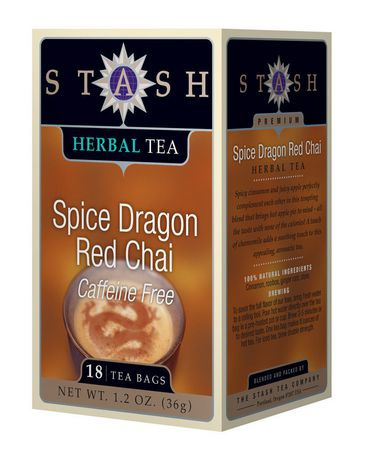Sale Spice Dragon Red Chai Tea 18bg