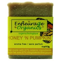 Enfleurage Organic Honey N Pumpkin, Organic 85gm