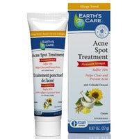 Earth's Care EC Acne Spot Treatment-Sulf10% 27g
