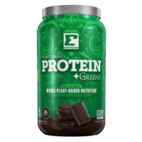 Ergogenics Plant Protein +Greens - Chocolate 840g