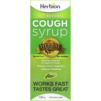 Herbion Herbion All Natural Cough Syrup 150ml