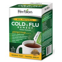 Herbion Herbion Cold & Flu Remedy 10 sachets