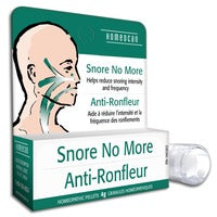 Homeocan Snore No More Pellets 4 g