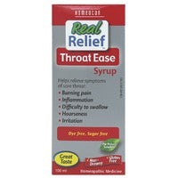 Homeocan Real Relief Throat Ease 100 ml