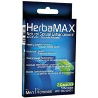 HerbaMax HerbaMAX For Men Extra Strength 2 pk