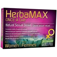 HerbaMax HerbaMAX For Women Once A Day 30 pk