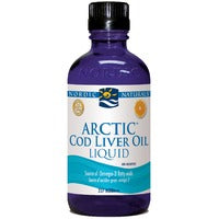 Nordic Naturals Cod Liver Oil (orange), 237ml