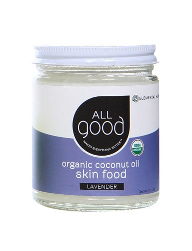 All Good Lavender Coconut Oil Skin Food 266 ml