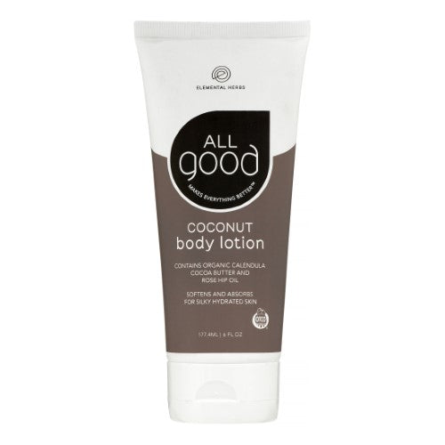 All Good Coconut Body Lotion 177 ml