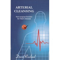 Rowland Formulas Arterial Cleansing Booklet 1