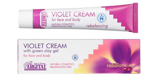 Argital Violet Cream, 50ml