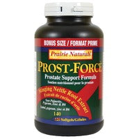 Prairie Naturals Bonus ProstForce 120 + 20 Free softgels