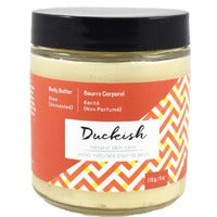 Duckish Natural Skin Care Shea (Unscented) Body Butter 58g