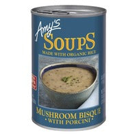 Sale Mushroom Bisque with Porcini 398ml