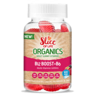 Hero Nutritionals Organic Adult Gummy Vitamins B12 60 Count