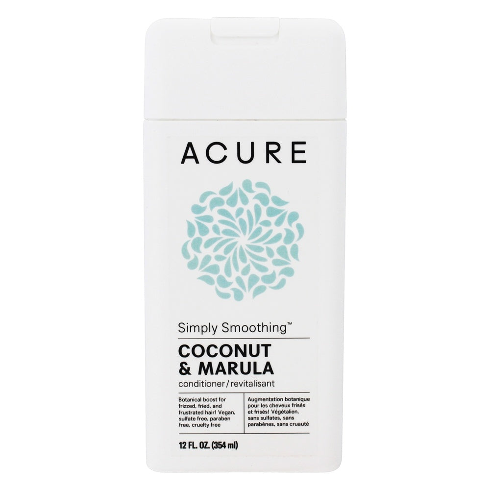 Acure Simply Smoothing Cond. - Coconut 354 ml