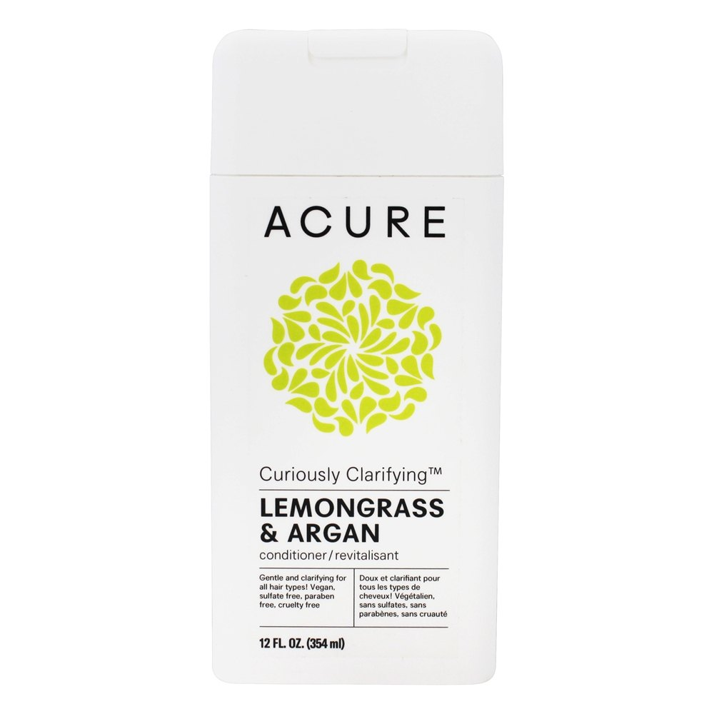 Acure Clarifying Conditioner - Lemongrass 354 ml