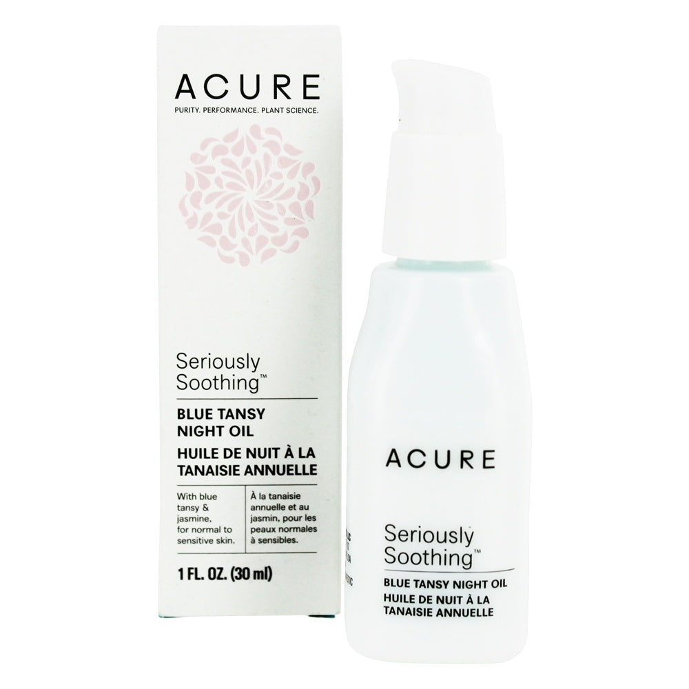 Acure Soothing Blue Tansy Night Oil 30 ml