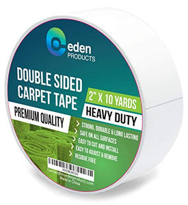 EdenSupplies Double Sided Carpet Tape
