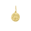 Cleopatra's Bling - Moon Face Pendant Necklace