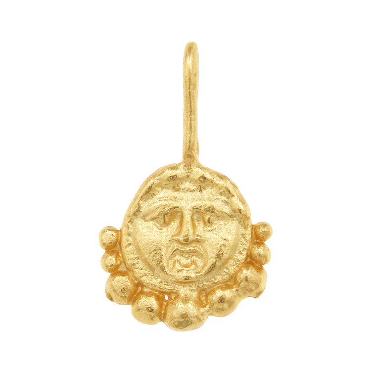 Cleopatra's Bling - Gorgoneion Protection Necklace